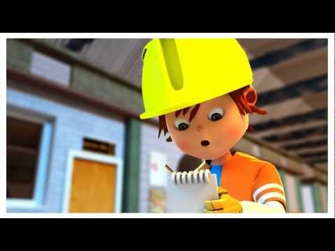 Funny Safety at work animation