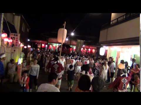 山口祇園祭御神幸(平成26年7月20日)