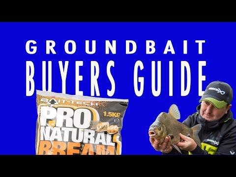 BAIT-TECH PRO NATURAL BREAM GROUNDBAIT GUIDE - FISHING BAITS