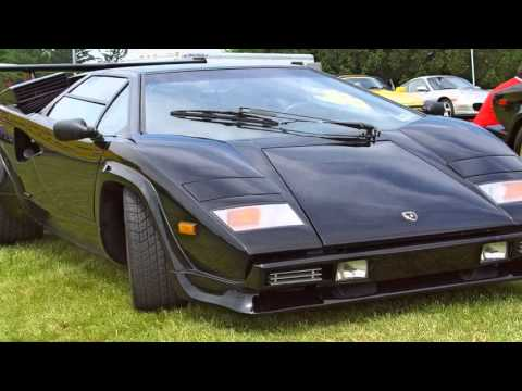 Lamborghini Countach For Sale Youtube