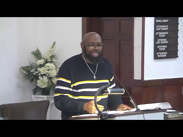 02-17-2021 - Hour of Power Bible Study with Pastor Kevin T. Daniels, Sr., Pastor