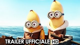 MINIONS Trailer Ufficiale Italiano (2015) - Sandra Bullock, Steve Carell Movie HD