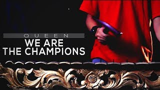 Download Mp3 Queen - We Are The Champion  Angklung Version