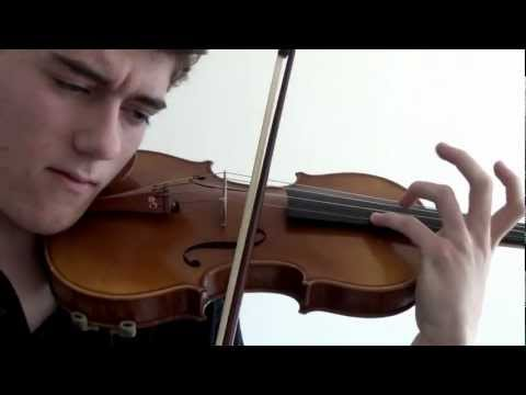 Albinoni - Adagio in G minor [Violin & Organ]