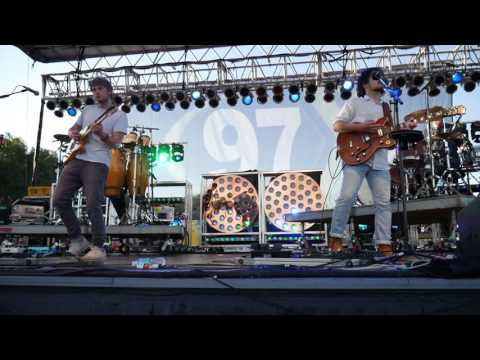 Milky Chance Ego LIVE at 97x BBQ