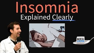 Insomnia Explained Clearly