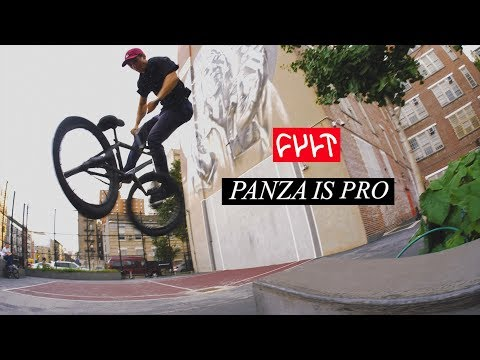 CULTCREW   PANZA IS PRO