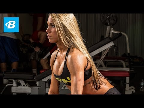 Build Legs You'll Love - Ashley Hoffmann Legs Workout - Bodybuilding.com