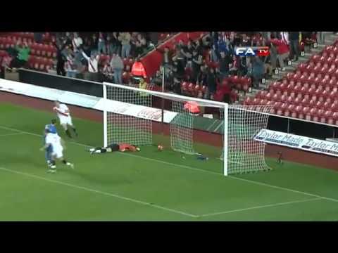Southampton 2-0 Shrewsbury - The FA Cup 1st Round - 06/11/10