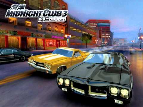 Midnight Club 3 DUB Edtion Soundtrack- Soundwall VIP