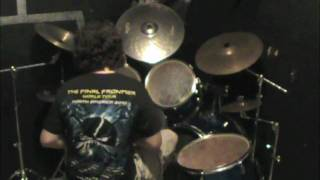 Iron Maiden Fear of the Dark (Live Argentina) Drum Cover