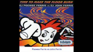 Peewee Ferris vs John Ferris - Time to make the burn