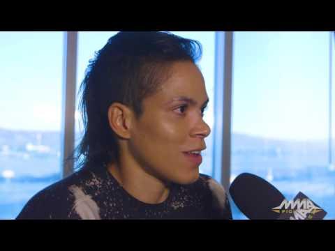 UFC 207: Amanda Nunes On Ronda Rousey's Media Blackout, Lack Of Respect