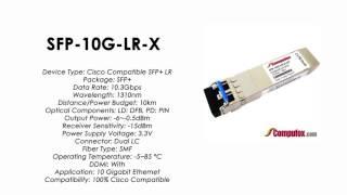 N9K-C9236C Compatible SFP-10G-ER for Cisco Nexus 9200 Series