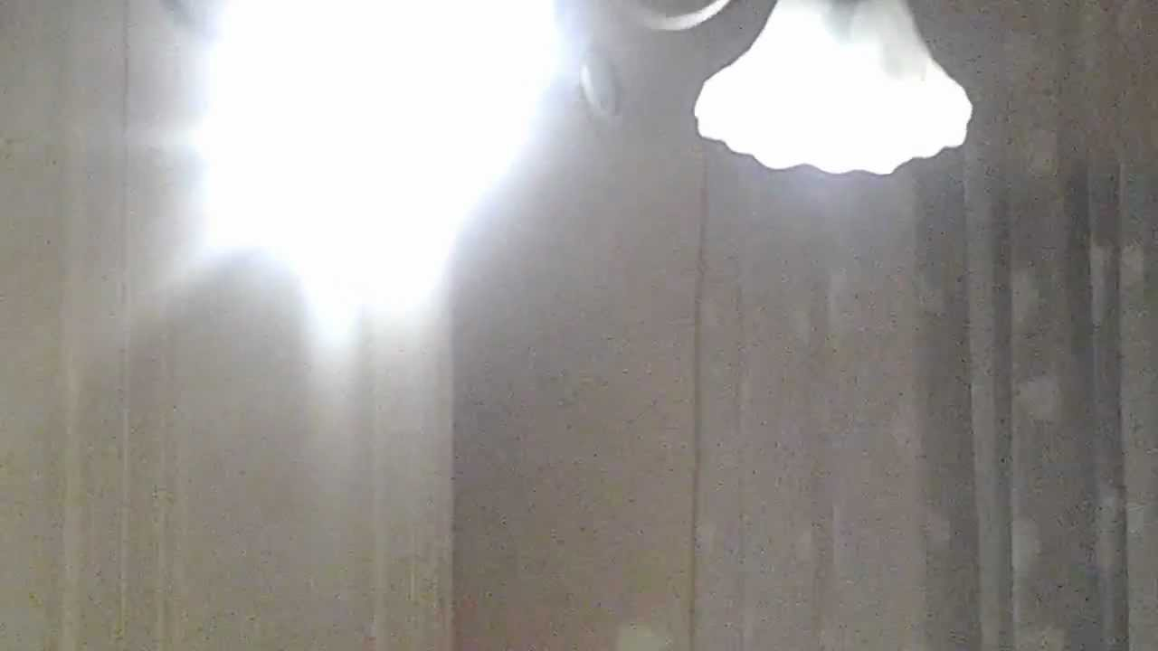 Casa illuminata con lampade led smd migliorelux youtube for Lampade a led casa