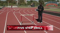 Championship Speed and Power Drills: Hurdles - Jarius Cooper