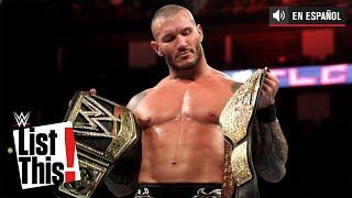 5 veces que Raw o SmackDown se quedaron sin un Título Mundial: WWE List This!