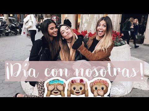 Vlog un día conmigo Barcelona – Aretha la Galleta