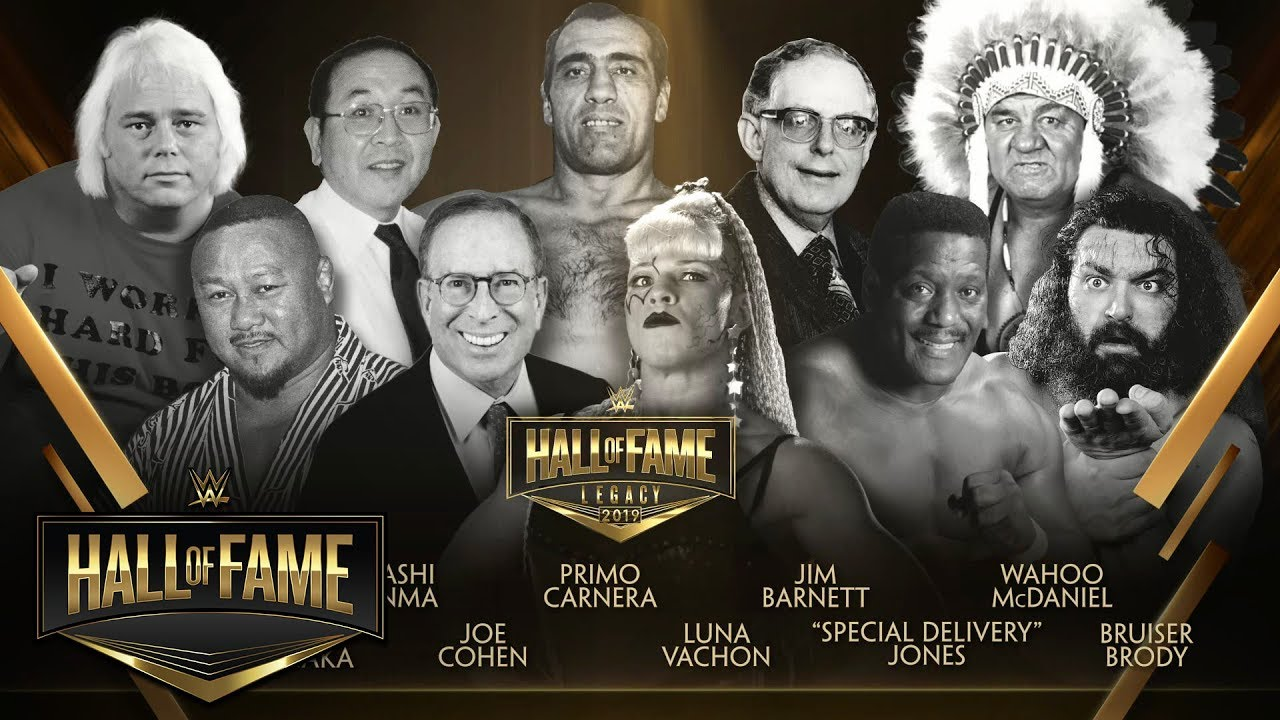 Wwe Hall Of Fame 2020 Full Show.Meet The Wwe Hall Of Fame 2019 Legacy Inductees