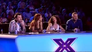(X Factor Bulgaria) Момичето което упроварга журито