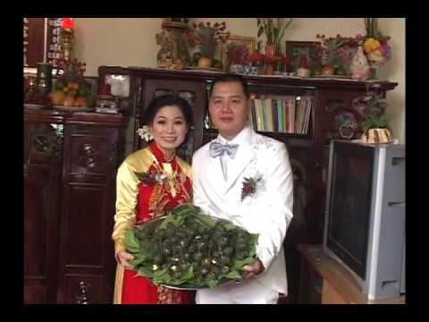 Video dam cuoi KIM NGOC-HUYNH TAM 30/3/2013