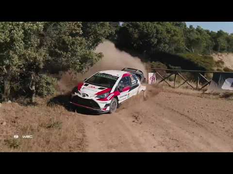 DJI на ралли WRC 2017 - Сардиния. DJI Authorized Retail Store Moscow