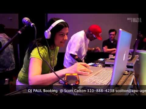 DJ Paul x DJ Lazy K Live DJ Set! Crazy!
