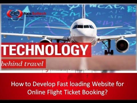 Website for Flight Ticket Booking, Flight Ticket Booking Website for Travel Agents & Companies