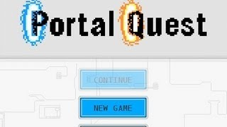 portal Quest Level1-30 Walkthrough
