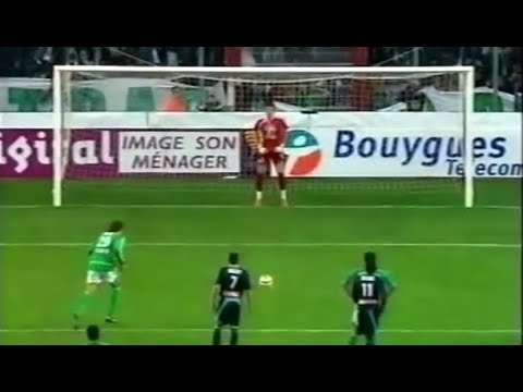 ASSE 4-1 Marseille - 8e de finale de la Coupe de la Ligue 2006-2007