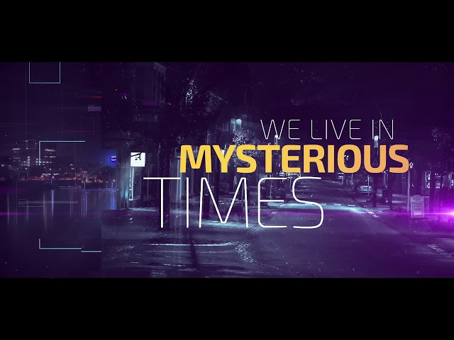 Bobina & Christina Novelli - Mysterious Times [Official Lyric Video]