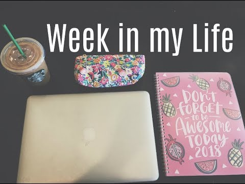 Week in my Life: College Equestrian | Pre-Med