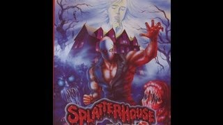 Splatterhouse 2 Video Walkthrough