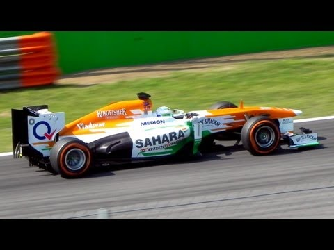 F1 2013: The End Of The Loud V8s Era - Will We Miss These Sounds?