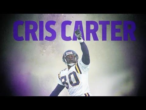 Cris Carter Career Highlights Feature | Minnesota Vikings & Philadelphia Eagles | NFL
