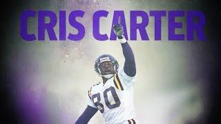 Cris Carter Career Highlights Feature   Minnesota Vikings & Philadelphia Eagles   NFL