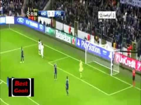 Ibrahimovic Goals !!!! Anderlecht vs PSG 0-5 All Goals & Highlights Champions League 23-10-2013