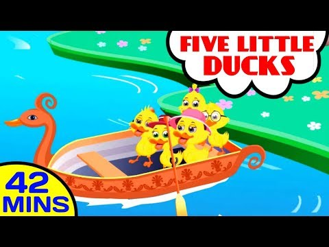 Five Little Ducks And Other Nursery Rhymes By Baby Hazel
