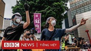 Lý do giới trẻ Hong Kong vẫn quyết tâm biểu tình? - BBC News Tiếng Việt