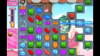 Candy Crush Level 1622 (no boosters)