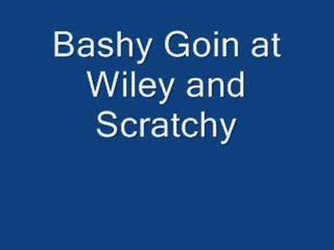 Bashy goin at Wiley and Scratchy (live)