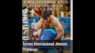 📺 Trofeo Internacional Jóvenes Promesas de Lucha - Sábado