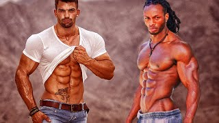 Sergi Constance vs Ulisses Jr - Best Abs in The World