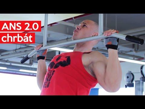Ako nabrať svaly 2.0 - Chrbát