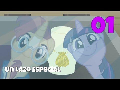 "My Little Pony:Temporada 7 Capitulo 24 ""Un Lazo Especial"" [Español Latino] PARTE (1/4)"