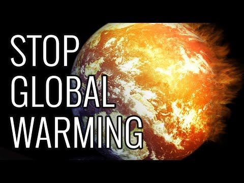 How To Stop Global Warming - EPIC HOW TO