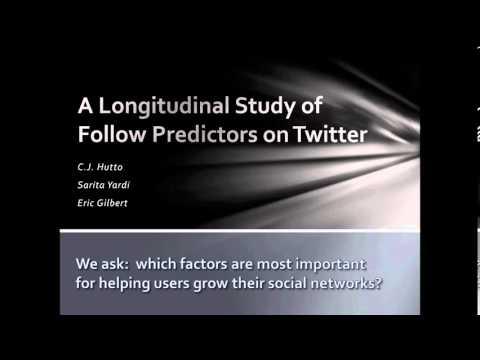 06c59e022b4 A longitudinal study of follow predictors on twitter