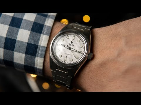 A Great Looking Watch For Under $500 - Lorier Falcon Review