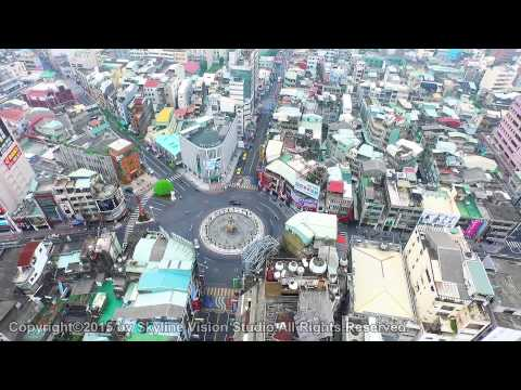 空拍@2015看見城市的天際線-『嘉義』首部曲。Skyline Of ChiaYi City 2015