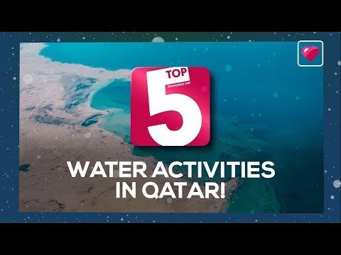 Top 5 Water Activities in Qatar